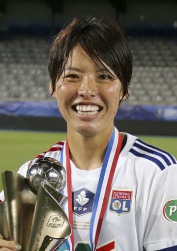 リヨンの熊谷紗希がフル出場 サッカー女子フランス1部 画像1