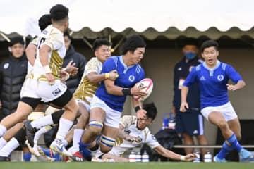 ラグビー、東海大が全勝対決制す 関東大学リーグ 画像1