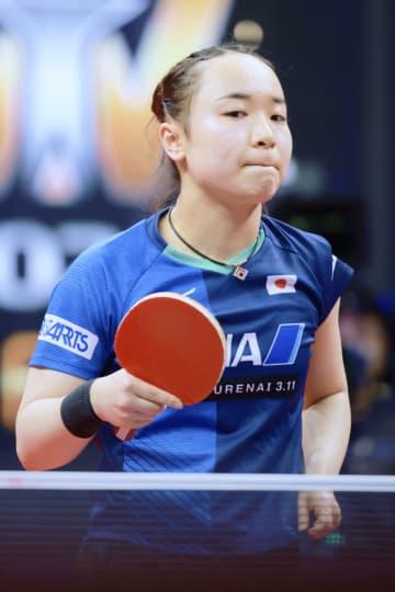 卓球、伊藤美誠は準決勝敗退 ITTFファイナル 画像1