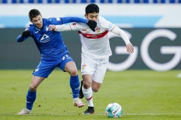 遠藤航、堂安律はフル出場 サッカー、ドイツ1部リーグ 画像1