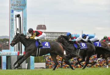 競馬、グランアレグリアが優勝 G1のマイルチャンピオンシップ 画像1