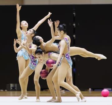 新体操、女子は日女体大がV2 全日本選手権最終日 画像1