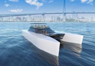 水素旅客船の実現へ本格検討 岩谷と関電、万博で運航目指す 画像1