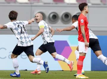 神戸、決勝トーナメント進出 ACL、横浜Mも勝つ 画像1