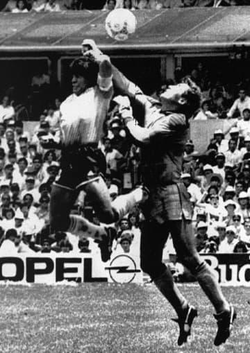 サッカー、マラドーナさん死去 元アルゼンチン代表、60歳 画像1