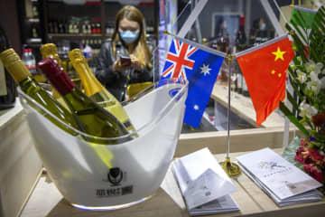 中国、豪産ワインに制裁 関係悪化、圧力か 画像1