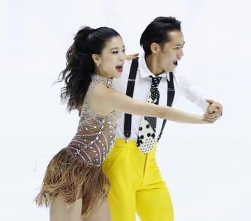 デビューの高橋大輔組は2位発進 SPは坂本、鍵山がトップ 画像1