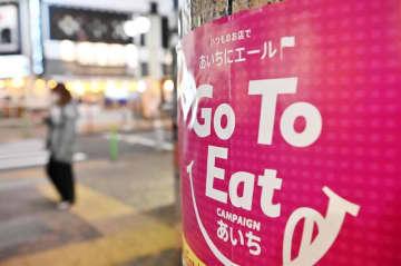 GoTo食事券10都道府県停止 コロナ感染再拡大で 画像1