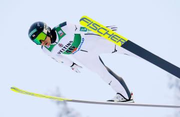 渡部暁6位、リーベルV スキーW杯複合男子開幕戦 画像1