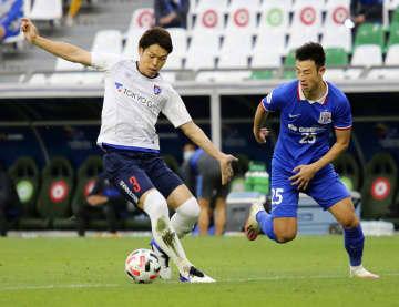 FC東京がF組2位に浮上 ACL、上海申花に2―1 画像1
