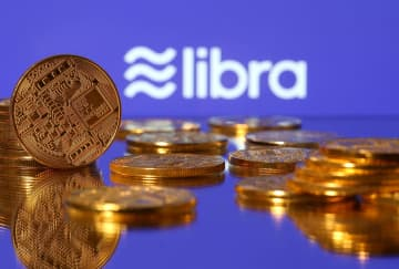 デジタル通貨リブラ発行1月にも ドルの単一通貨版、英紙 画像1