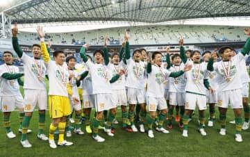 高校サッカー、48校出場決まる 全国選手権、大晦日に開幕 画像1