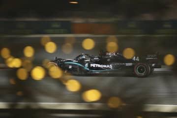 ハミルトンがポールポジション F1バーレーンGP予選 画像1
