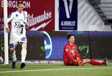 ゲンクの伊東が2試合連続ゴール ベルギー1部リーグ 画像1