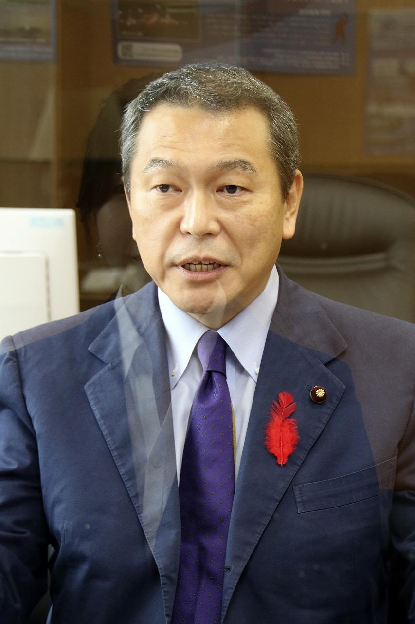 【小此木 八郎氏(おこのぎ・はちろう) 衆院当選8回。2020年9月から2度目の防災担当・国土強靱化担当相。横浜市出身。55歳】