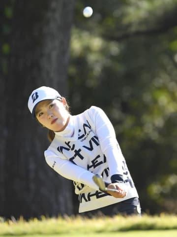 世界ランク、古江は14位に浮上 女子ゴルフ、畑岡は7位変わらず 画像1