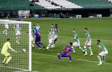 エイバルの武藤が加入後初ゴール スペイン1部リーグ 画像1