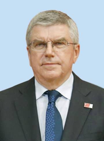 IOCバッハ会長、2期目へ 改選で唯一立候補 画像1