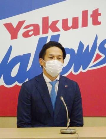 坂口は1億2千万円で更改 ヤクルト、来季3年契約最終年 画像1
