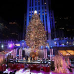 Xマス、NYの巨大ツリー点灯 コロナで式典は見物禁止 画像1