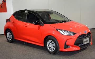 11月の新車販売、ヤリスが首位 3カ月連続、低燃費や小回り評価 画像1