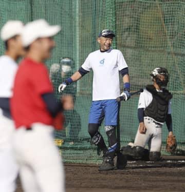 イチローさんが高校生を指導 甲子園優勝の智弁和歌山で 画像1