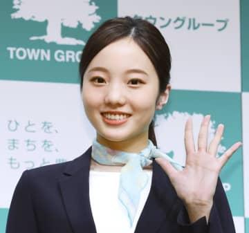 本田真凜、スーツは落ち着かない 新CM発表 画像1