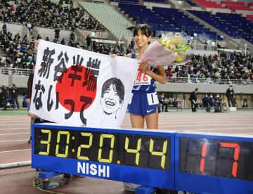 陸上、新谷と相沢が1万で日本新 田中は5千で五輪切符 画像1