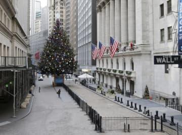 NY株最高値、3万ドル回復 248ドル高、経済対策期待 画像1