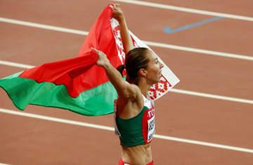 陸上、アルザマソワが資格停止 世界選手権の女子800m覇者 画像1