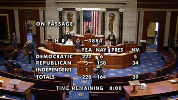 米、マリフアナ合法化法案を可決 下院で史上初、中央政界にも機運 画像1