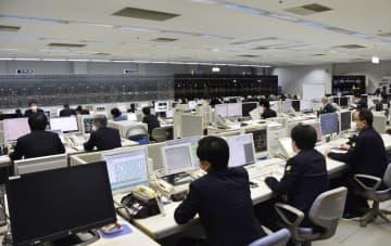 JR、大阪で新幹線の運行管理 大規模災害を想定 画像1