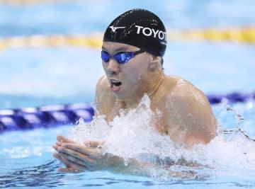 競泳200m平、男子は渡辺優勝 女子は渡部が制す、日本選手権 画像1