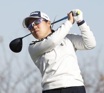 畑岡は74で11位、上原67位 米女子ゴルフ最終日 画像1