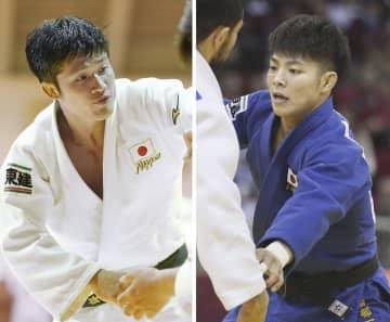 丸山と阿部、五輪代表決定戦へ 日本柔道史上初、ワンマッチ方式 画像1