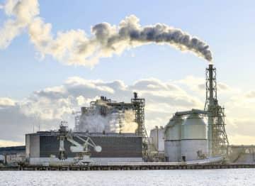 19年度の温室ガス排出は最少 米中貿易摩擦で6年連続減 画像1