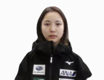 高梨、W杯に向け出発 スキージャンプ女子 画像1
