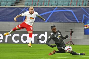 ライプチヒ、ラツィオが決勝Tへ サッカー、欧州CL 画像1