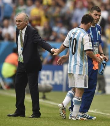 元アルゼンチン代表監督が死去 14年W杯準優勝A・サベラさん 画像1