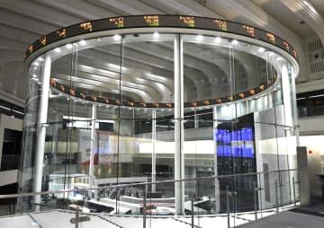 東証反落、61円安 コロナ感染拡大、米株安が重荷に 画像1