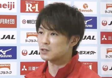 内村航平「納得のいく演技を」 11日に全日本体操男子予選 画像1