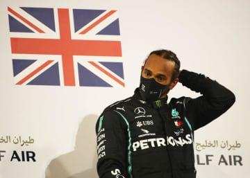 F1、ハミルトン最終戦で復帰へ コロナ検査で陰性に、メルセデス 画像1