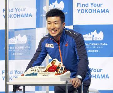 桐生、25歳で迎える来季へ意欲 日本記録の奪還目指す 画像1