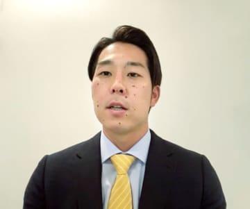 楽天の鈴木大地、倍増の2億円 「挑戦できて良かった」 画像1