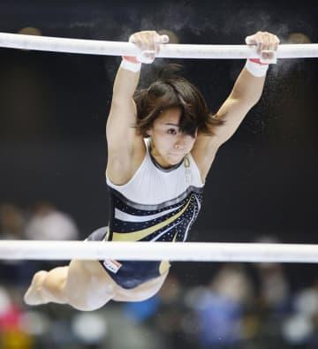 体操、村上茉愛が2年ぶり優勝 全日本選手権、女子個人総合 画像1