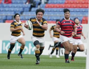 ラグビー、慶大や流通経大が8強 全国大学選手権 画像1