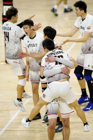 バレー、ジェイテクトなど決勝へ 全日本選手権第3日 画像1