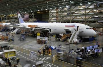 787で新たな製造問題か ボーイング中型機、米報道 画像1