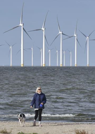 洋上風力、40年に原発45基分 官民で再生可能エネルギー拡大 画像1