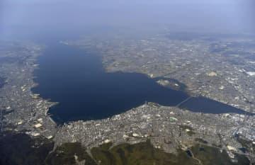 琵琶湖、酸欠エリアが拡大 「生物への影響注視」 画像1